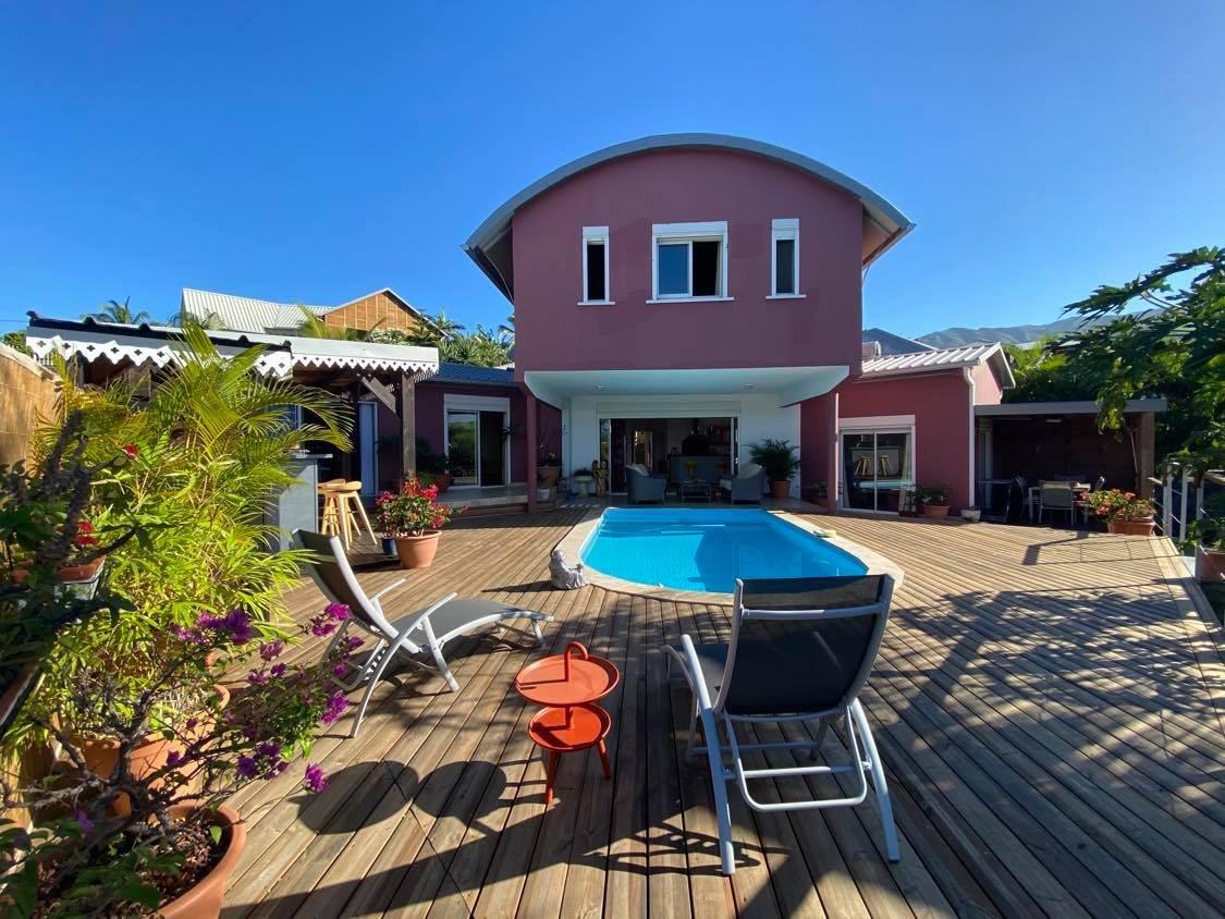 Maison-Villa - Étang-Salé