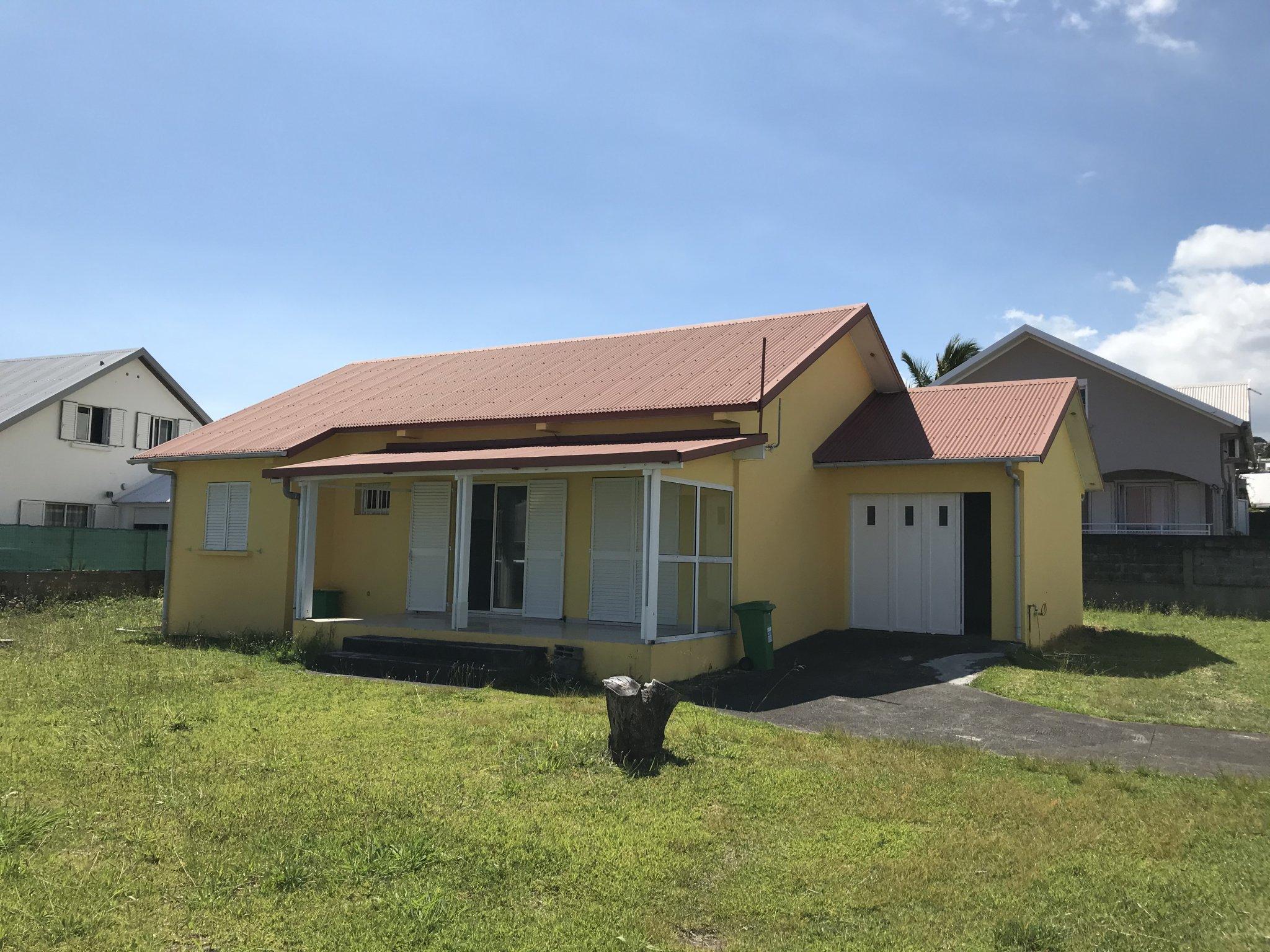 Location Maison-Villa Petite-Île