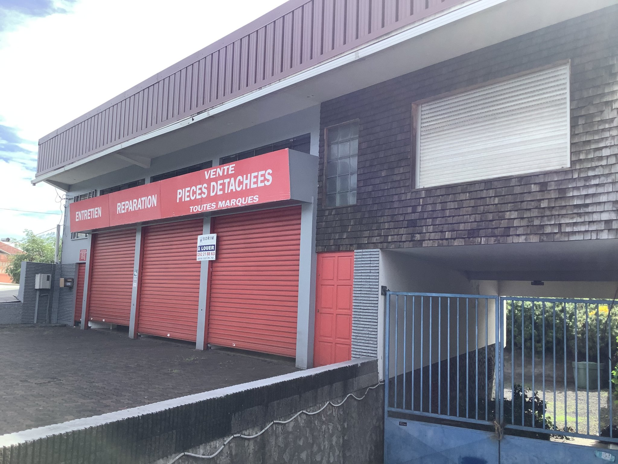 Fonds de commerce - Sainte-Clotilde